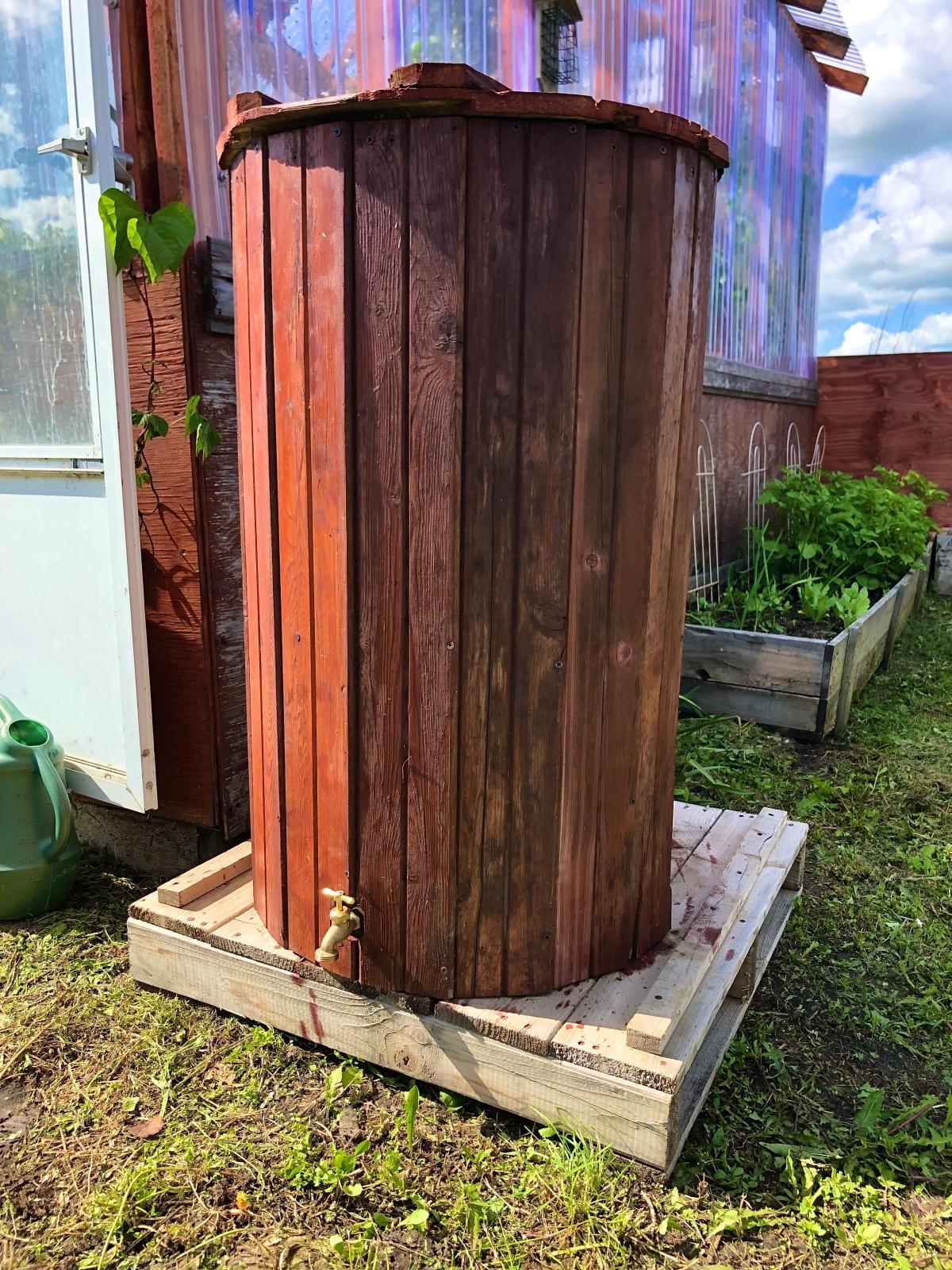 DIY Rain Barrel *Almost* forFree!